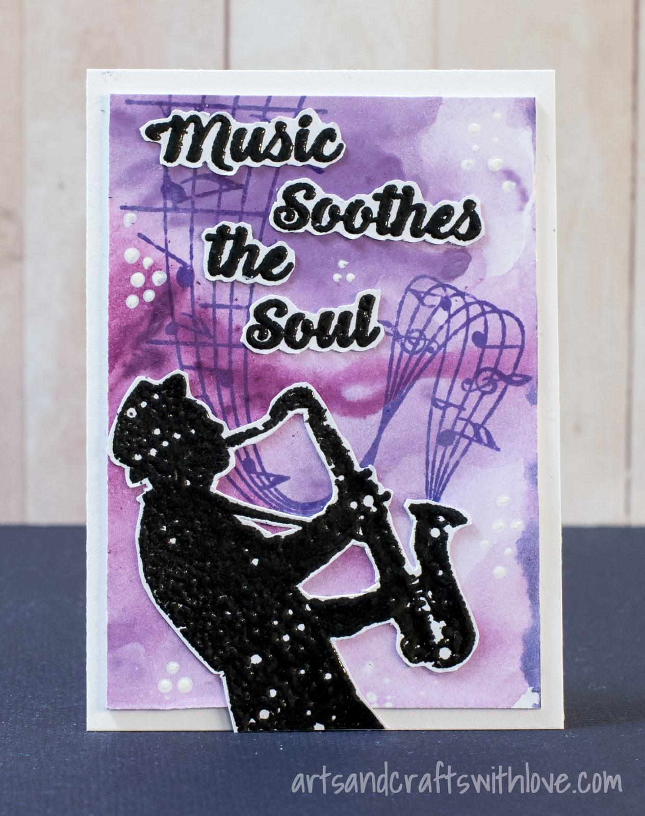 Elina's Arts And Crafts: Soul music ATC trio