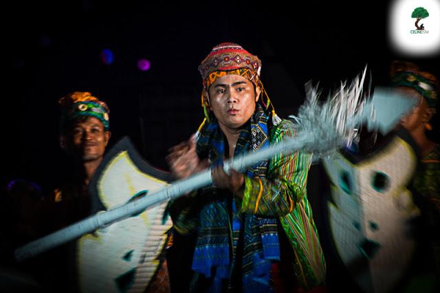 t'boli tribal festival