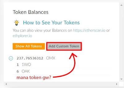 balance token