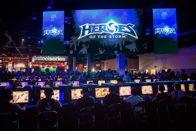Heroes Of The Storm Turnament