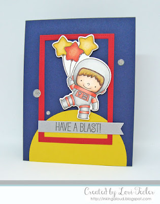 Have a Blast card-designed by Lori Tecler/Inking Aloud-stamps and dies from My Favorite Things
