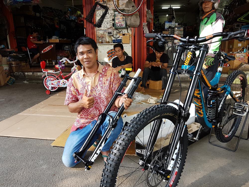 Toko Sepeda Online Majuroyal Jual Frame Santa Cruz