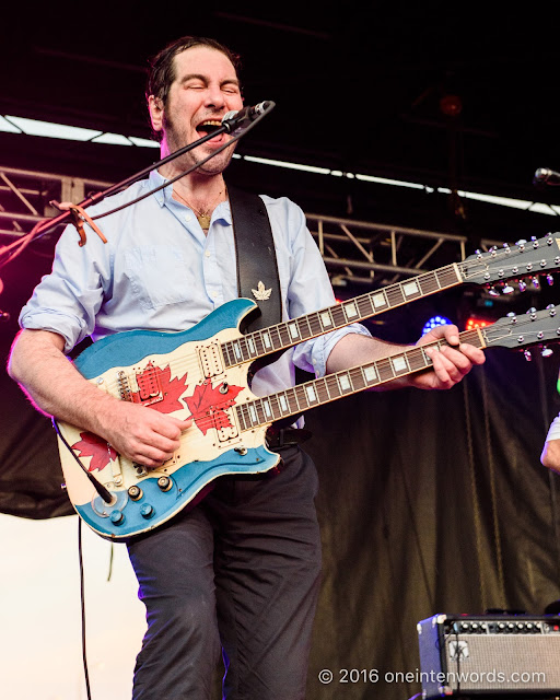 Rheostatics at The Toronto Urban Roots Festival TURF Fort York Garrison Common September 18, 2016 Photo by John at  One In Ten Words oneintenwords.com toronto indie alternative live music blog concert photography pictures