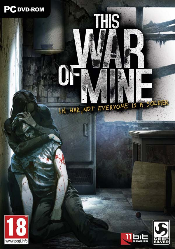 This War of Mine Download Cover Free Game