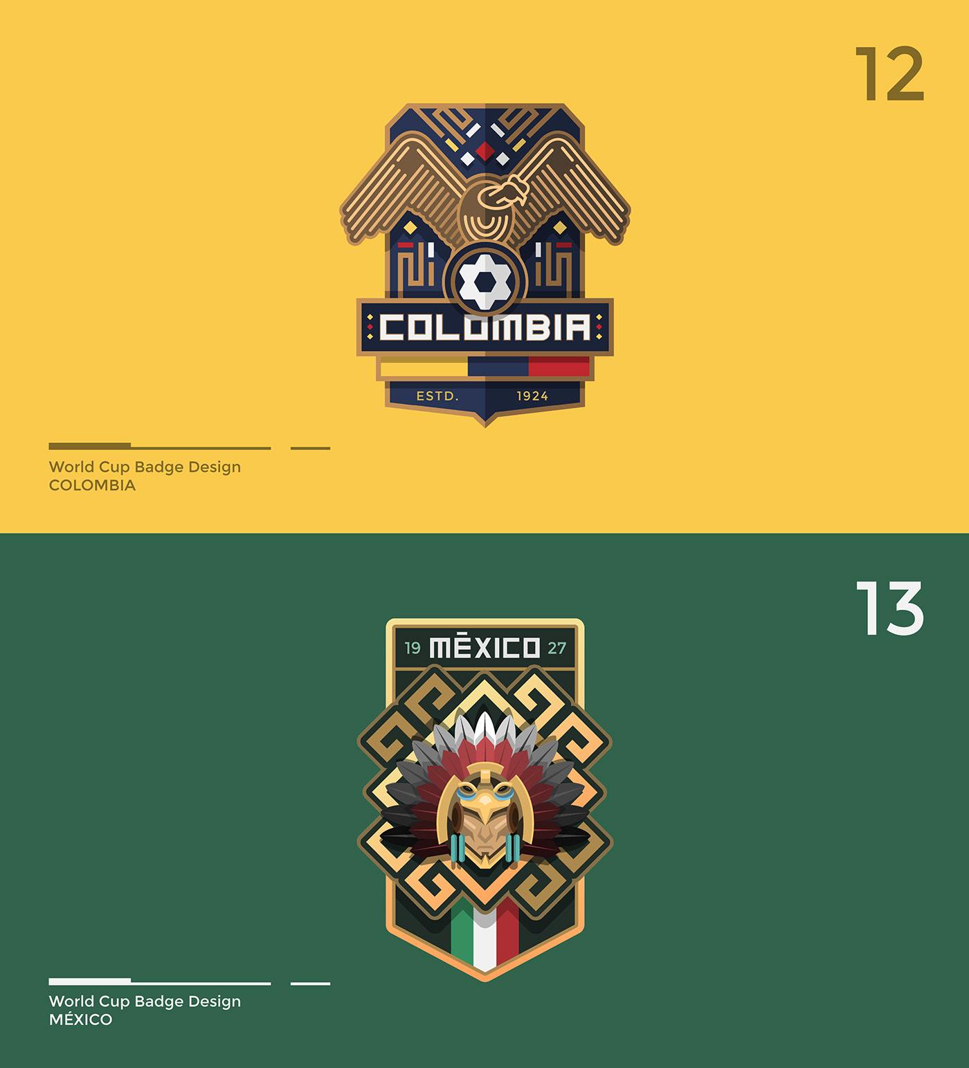 escudos-equipos-copa-mundo-2018-rediseñados-moises-fernandez