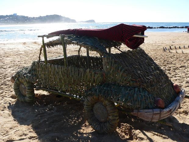 Holiday And Travel Magazine 5 Lands Walk Avoca Beach