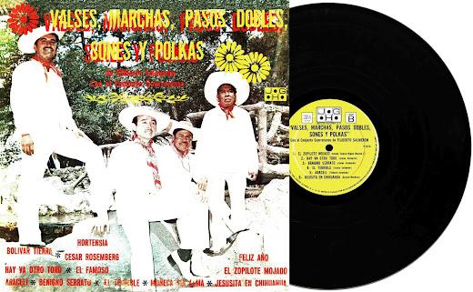 VALSES, MARCHAS, PASOS DOBLES, SONES Y POLKAS