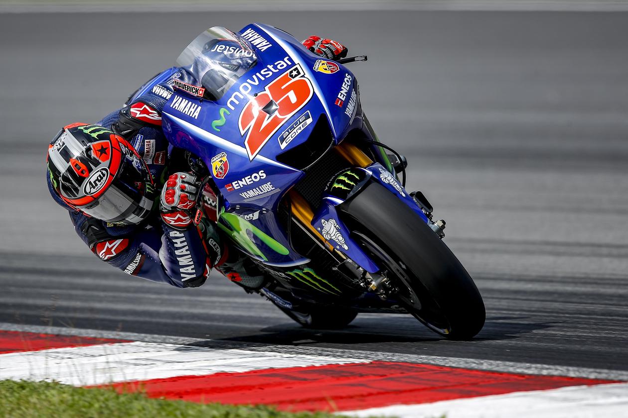 Maverick Vinales 2017 MotoGP Wallpaper | KFZoom