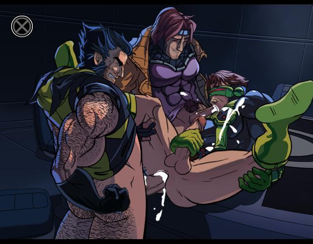 X Men Flash Games 110