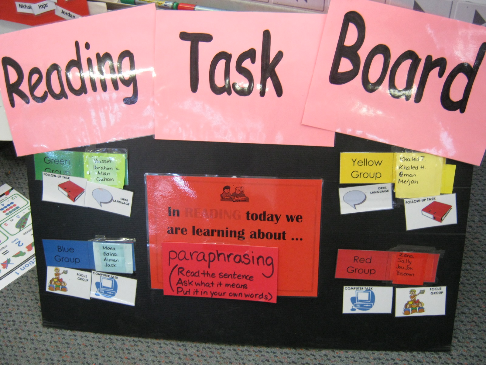 Reading Group Ideas 11