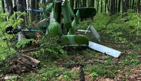 Jelzés nélküli helikopter roncsaira bukkantak Máramarossziget közelében