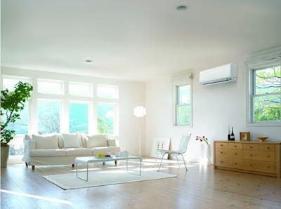 Điều hòa ngốn điện vì nhà nhiều cửa kính