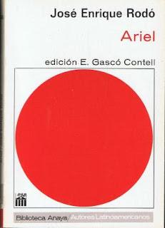 Ariel / José Enrique Rodó