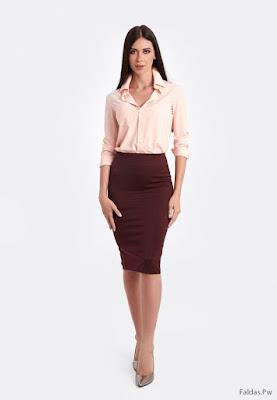 Faldas Cortas Elegantes