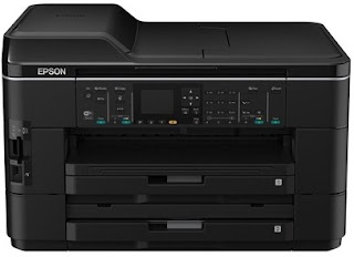 Epson WF 7525 Driver Download
