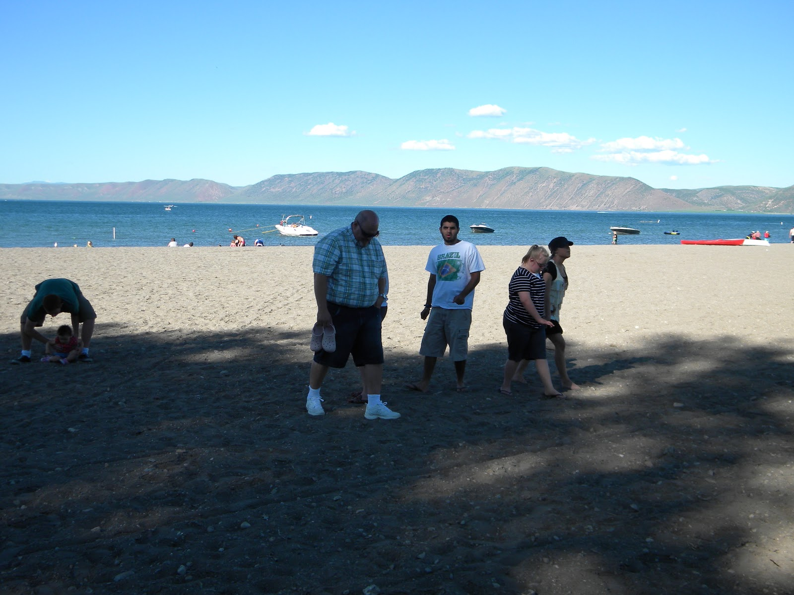 First Day There We All Had To Walk Down The Beach And Check It Out Nice View