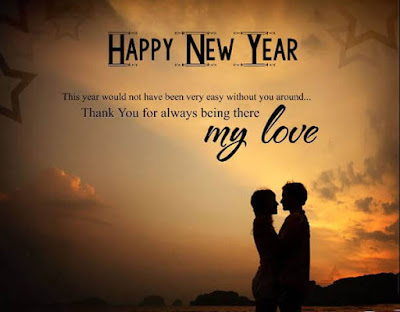 new year love image