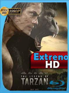 La leyenda de Tarzán 2016  HD [1080p] Latino [GoogleDrive] DizonHD