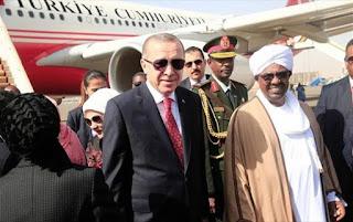 """Ο Ερντογάν """"κυρίαρχος"""" και της Αφρικής"""