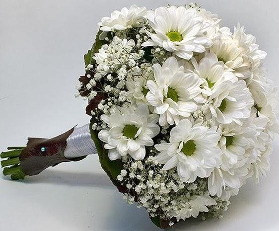 A mi manera como se hace un ramo de novia - Como hacer un ramo de flores artificiales ...