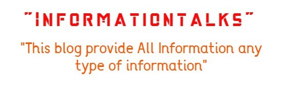 Information Talks