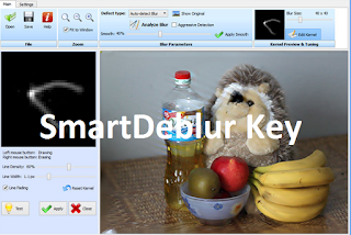 SmartDeblur Key Crack Free Download