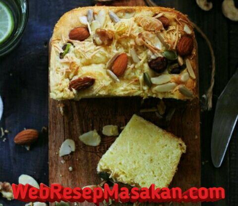 Cake kentang keju ncc, Resep Cake Kentang Keju hesti, Cara membuat cake kentang keju panggang,