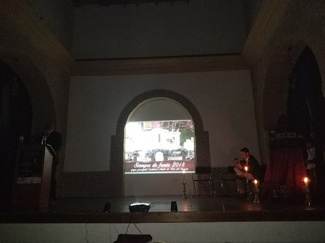 VIII Pregón del costalero por D. José Encina Carmona