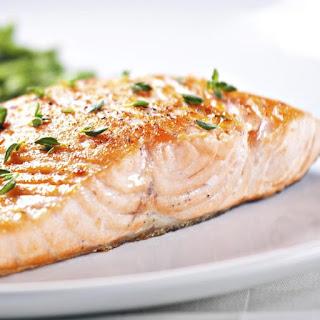 superalimentos salmon para caida pelo