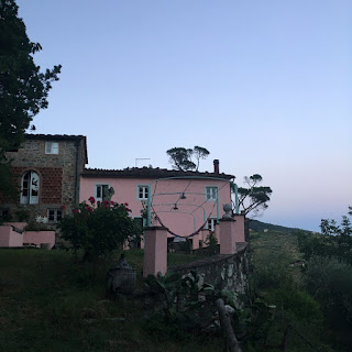 Airbnb Lucca hills Matraia Valgiano views