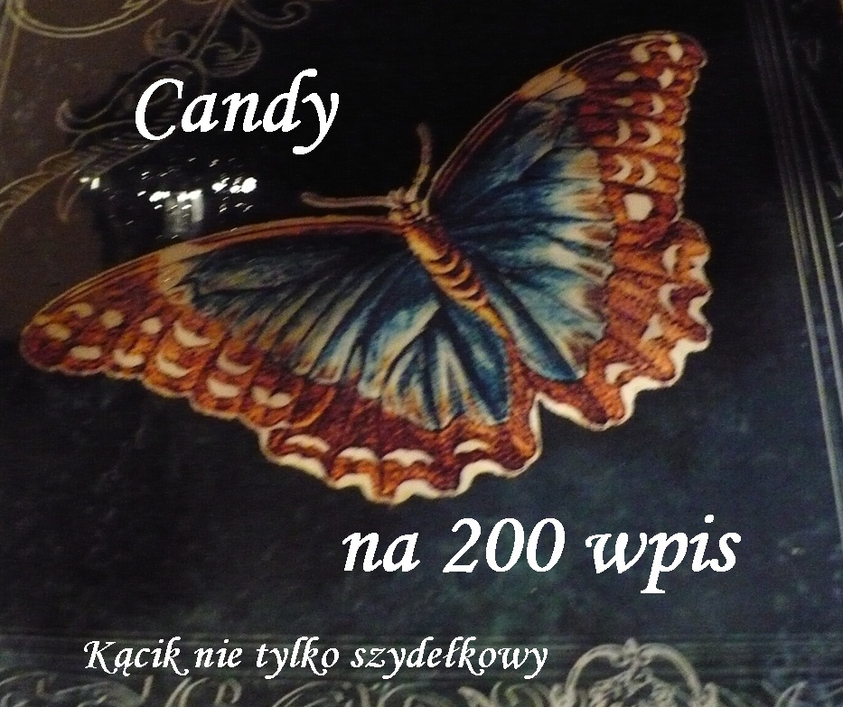 Candy na 200 wpis
