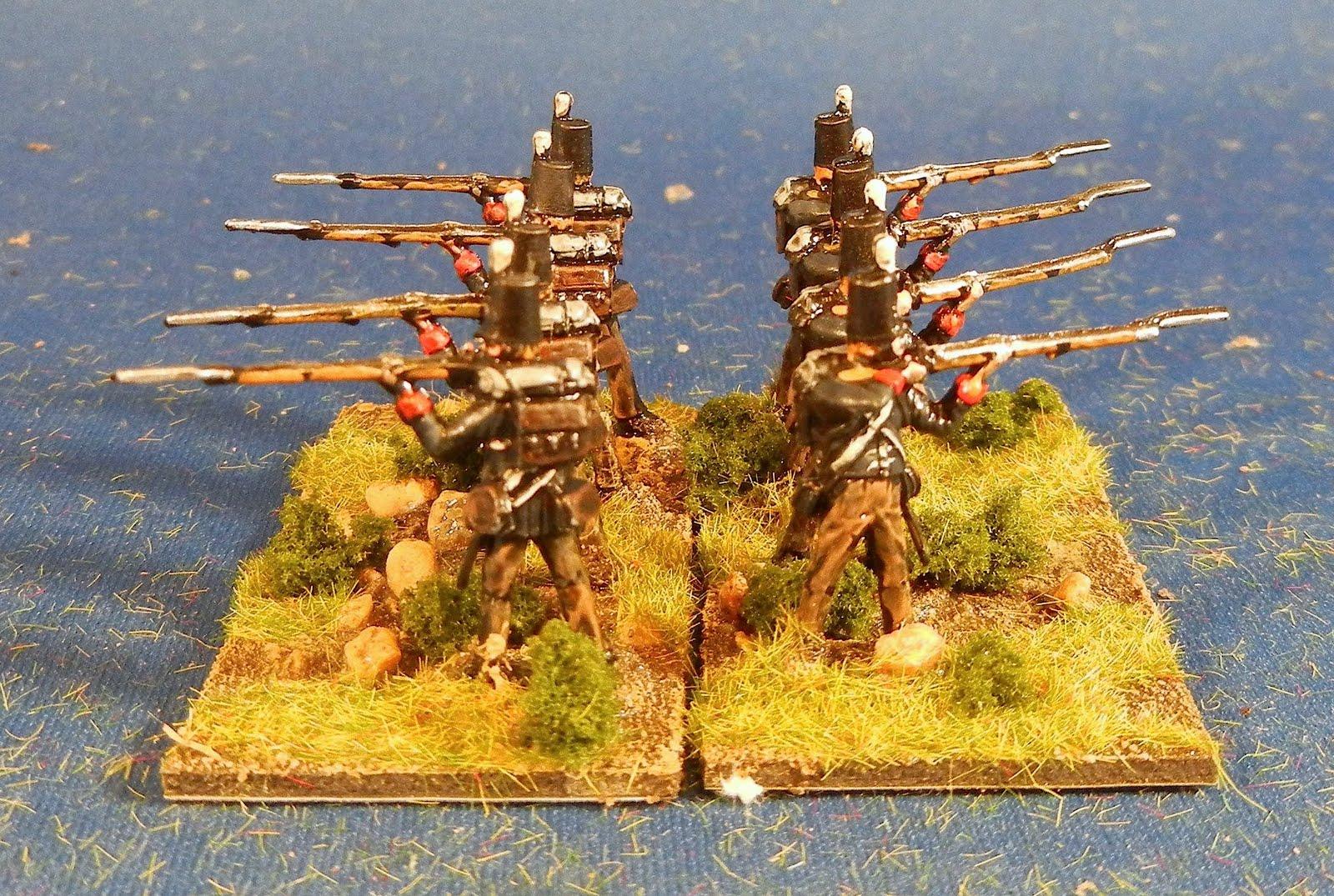 Bob S Miniature Wargaming Blog War Of Americans