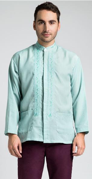 Desain Baju Muslim Koko