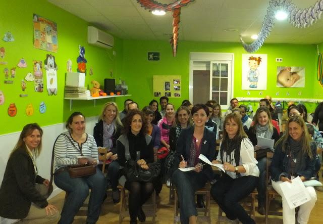 Convenio de Colaboración entre: Spiral Personal & Escuela Infantil Pita Pita