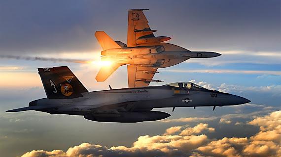 FA 18 Super Hornet download besplatne pozadine za desktop 1366x768