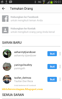 cara menambah followers instagram tanpa following