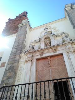 Parroquia de San Miguel Jerez