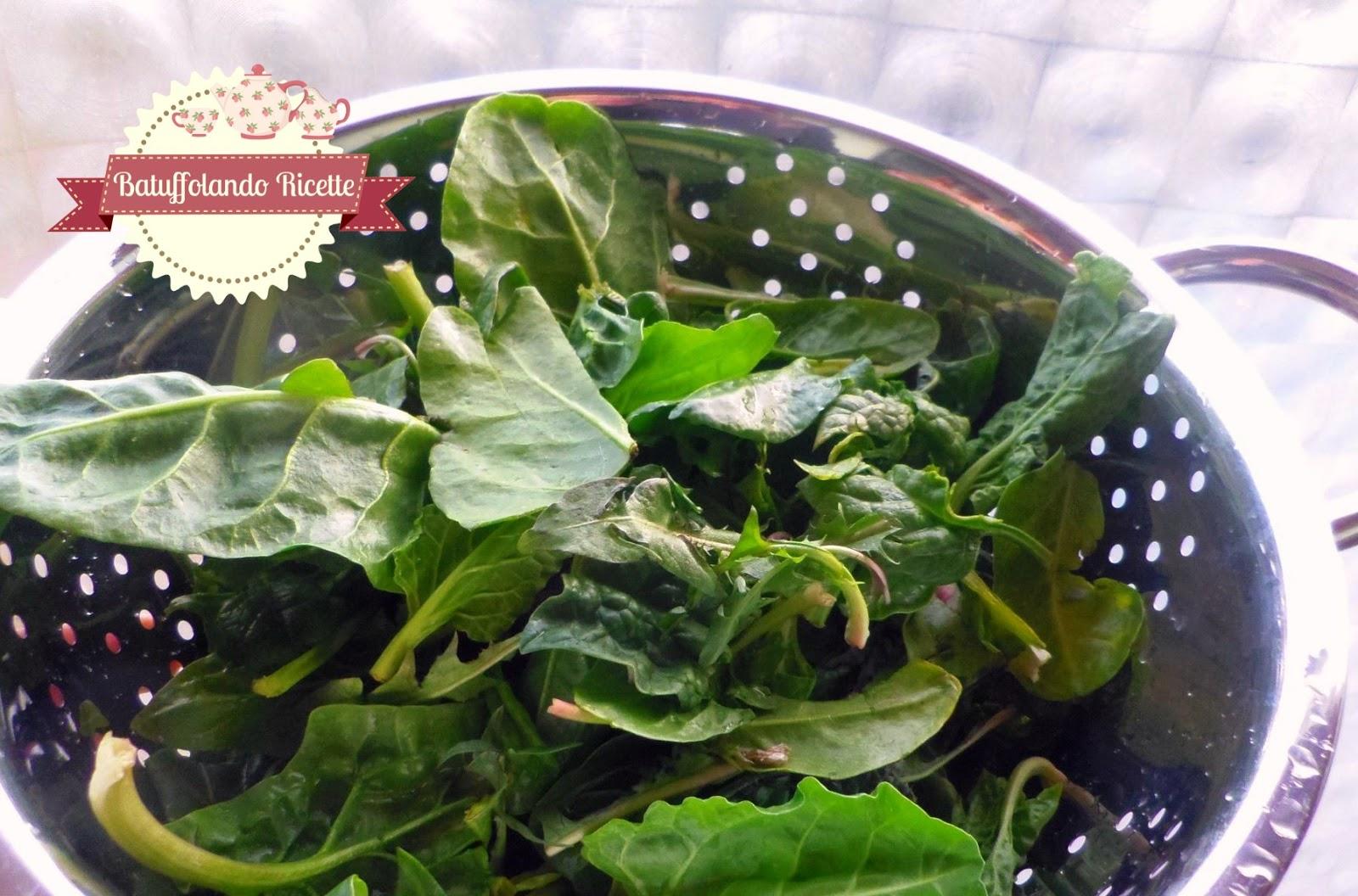 Polpettine di spinaci e ricotta all'origano