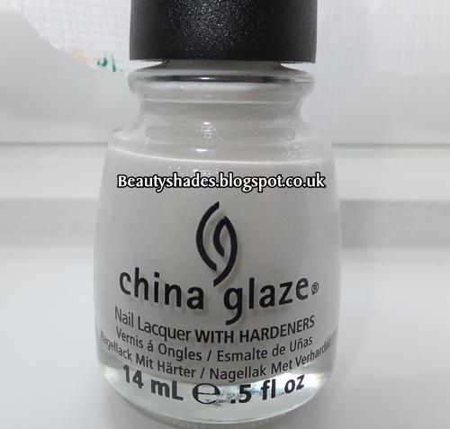 China Glaze Avant Garden