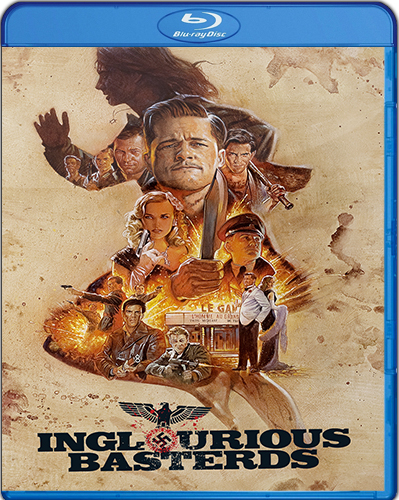 Inglourious Basterds [2009] [BD50] [Latino]