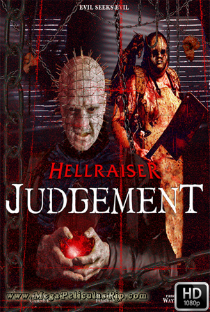 Hellraiser Judgment [1080p] [Ingles Subtitulado] [MEGA]