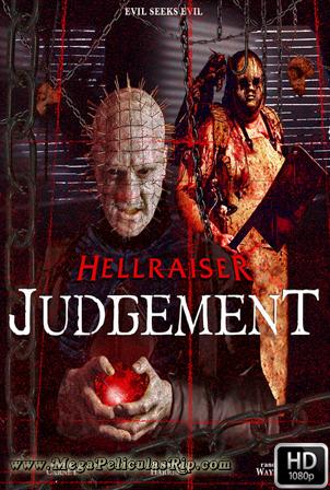 Hellraiser Judgment 1080p