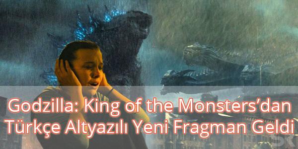 Godzilla: King of the Monsters Türkçe Altyazılı Fragman İzle