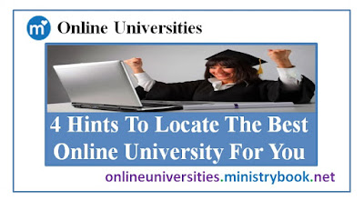 The Best Online University For You