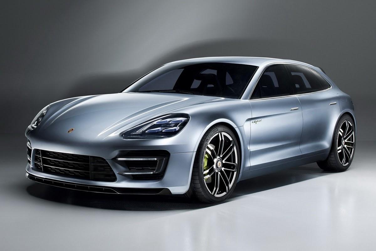 Porsche Panamera Sport Turismo To Debut At Paris Motor Show