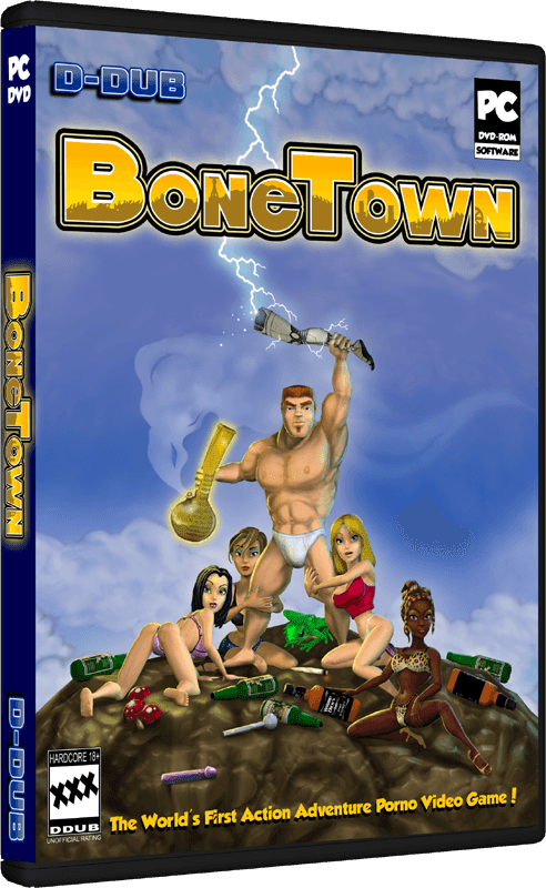Bonetown epic game youtube.