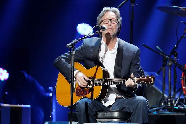 Eric Clapton (Madison Square Garden)