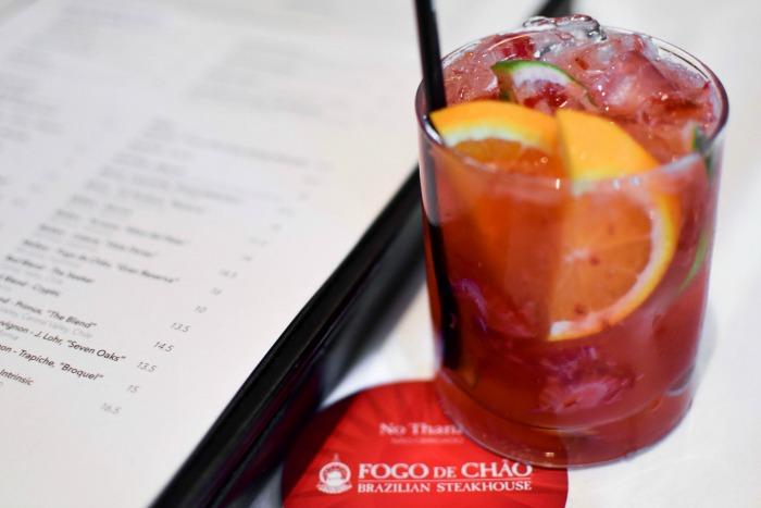 Fogo de Chao drinks