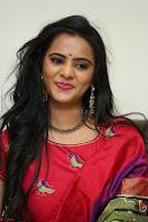 Manasa in Pink Salwar At Fashion Designer Son of Ladies Tailor Press Meet Pics ~  Exclusive 28.JPG