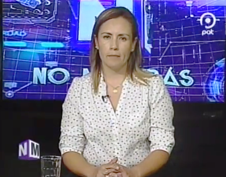 Paola Oporto, administradora de empresas, firmó adjudicación a Drillmec en base al informe del comité